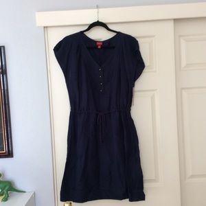 💞Navy dress by Merona